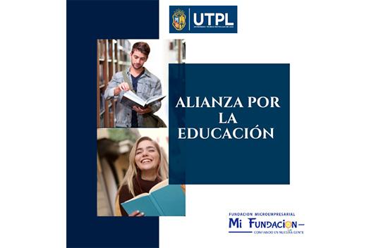 Alianza por la educación – UTPL